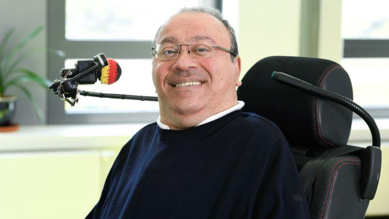 Dr. Faraj Remmo, Uni Bielefeld